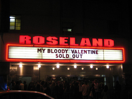 The Return of My Bloody Valentine