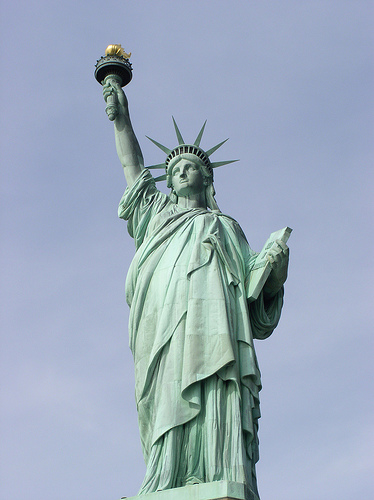 Two Faced: The Statue of Liberty