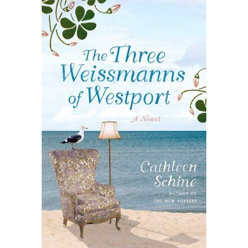 2 Sentence Review: The Three Weissmanns of Westport by Cathleen Schine