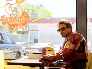 2 Sentence Review: Iron Man 2