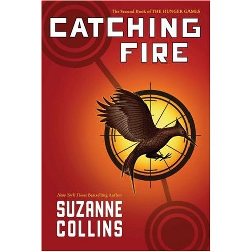 2 Sentence Review: Catching Fire by Suzanne Collins