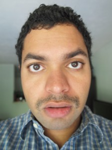 The Mustache Diaries: Day 8